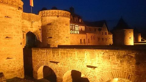 Stadtbefestigung Büdingen - Jerusalemer Tor